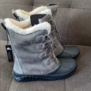 NEW Sorel Classic Out n About Plus Duck Boot